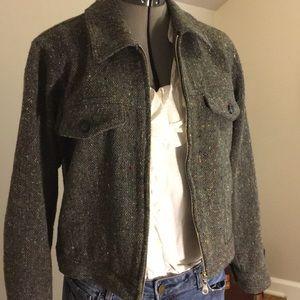 Vintage Express Wool Jacket